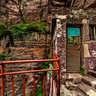 Danfen Ditch Wanxian Mountain Scenic Area zhenzhou henan——Southern Taihang Mountains
