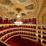 Оперный театр. Галерка справа