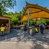 Zoo Zurich, Picnic Area