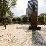 Parque Santander, Bogotá / Colombia