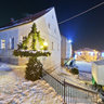 Christmas time in Lenart, Slovenia