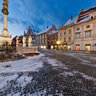Main square in Maribor