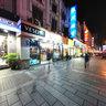 Wuma Street in Wenzhou China