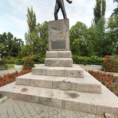 Tychy - The Silesian Insurgents' Monument