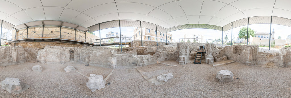 Ville d 39 argenteuil panoramic photographer 360cities for Piscine argenteuil