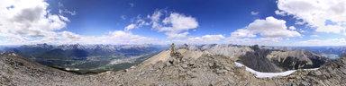grotto-mountain-canmore-alberta-canada