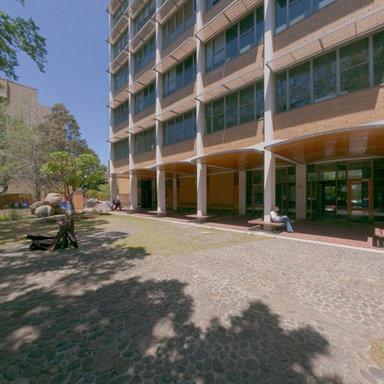 Melbourne university redmond barry building