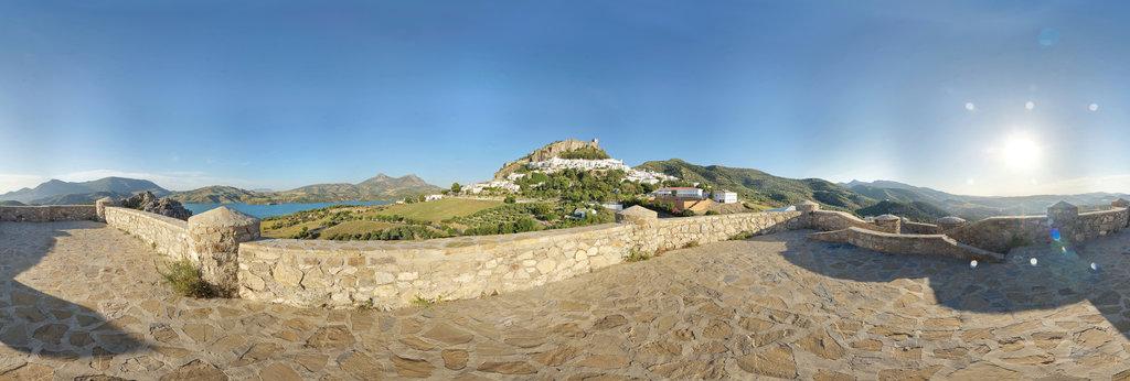 Zahara - Andalusia - Panoramic Viewpoint
