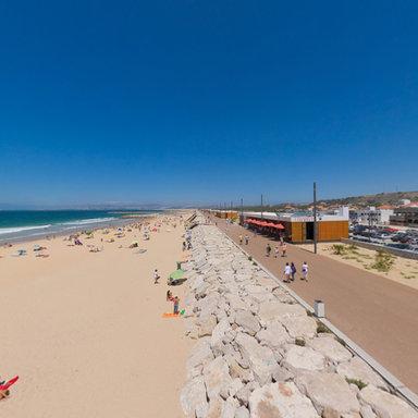 Hotel Residencial Colibri Costa De Caparica Beach