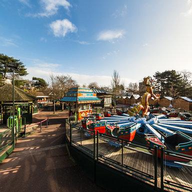 Amusement ride village le jardin d 39 acclimatation bois for Bois de boulogne jardin d acclimatation