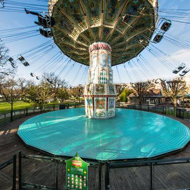Les chaises volantes le jardin d 39 acclimatation bois de for Bois de boulogne jardin d acclimatation