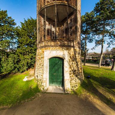Le pigeonnier de gambetta le jardin d 39 acclimatation for Bois de boulogne jardin d acclimatation