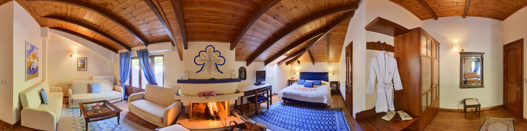 Konitsa Hotel blue suite