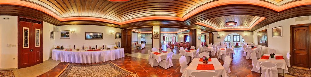Konitsa Hotel special events hall