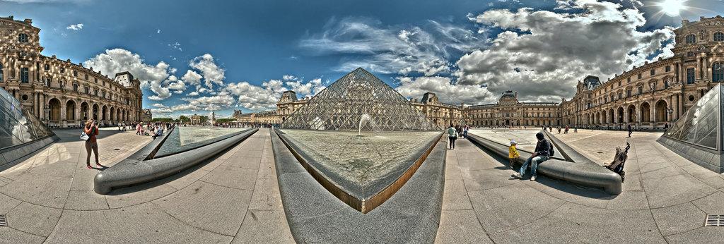 Luwr Paryż /zk