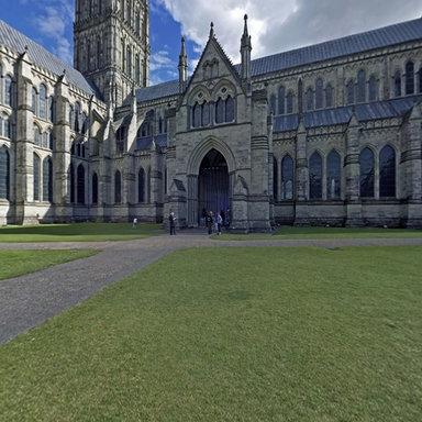 Salisbury cathedral 360