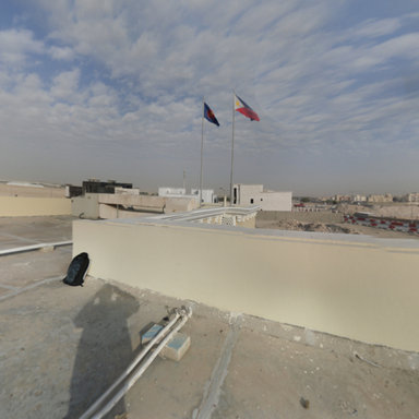 New Location Philippine Embassy in Jelaiah Area Doha Qatar from 2