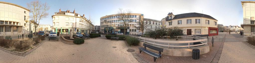mairie de  chartres