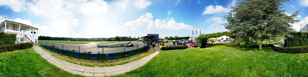 club Lotus: circuit de Dreux