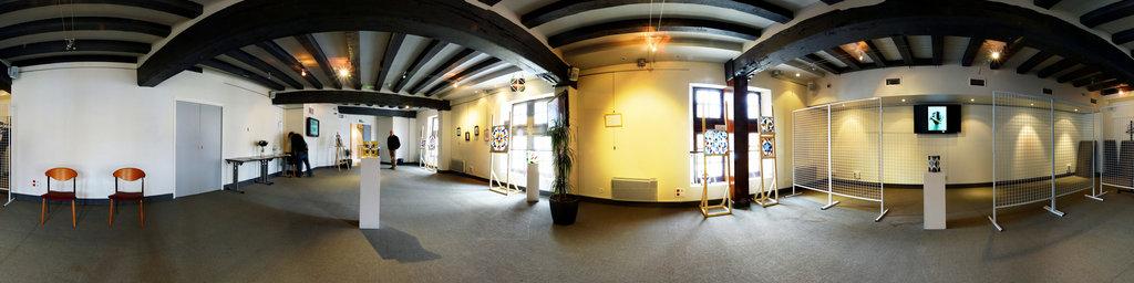 Maison du Saumon expo Pierre Guerin