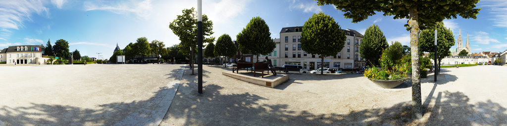 place chatelet