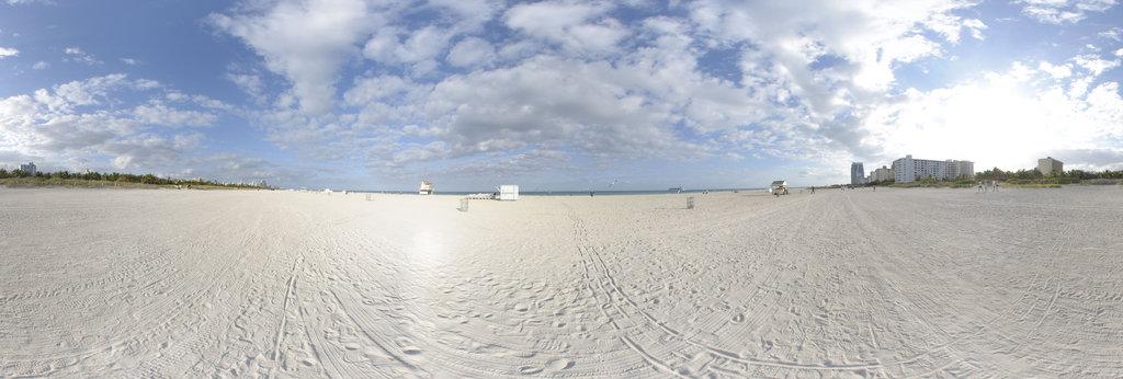 Gigapixel Miami Beach