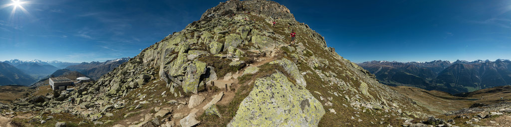Trail to the Bettmerhorn