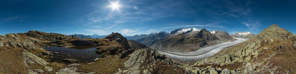 Aletsch Glacier 4
