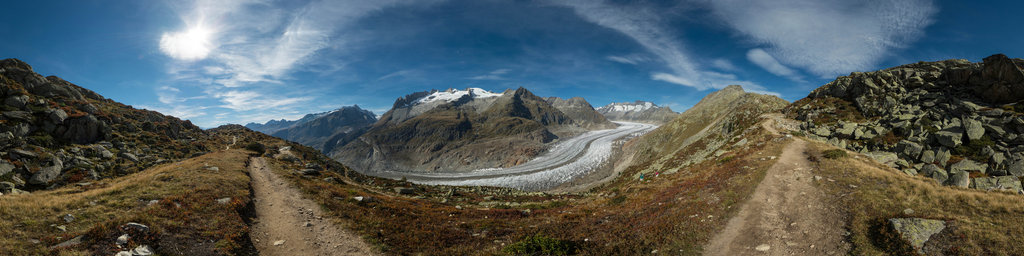 Aletsch Glacier 5