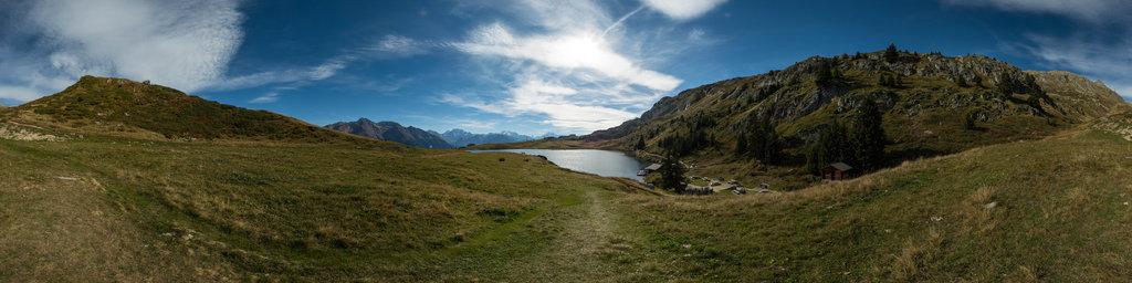 Bettmeralp Lake