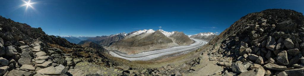 Aletsch Glacier 3