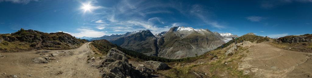 Aletsch Glacier 8