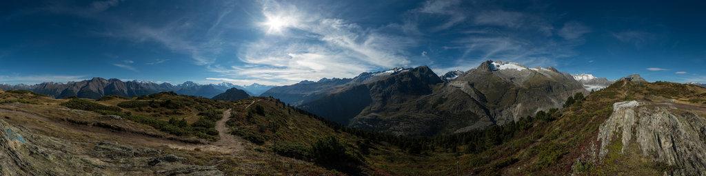 Aletsch Glacier 9