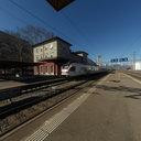 Cadenazzo Station, Ticino