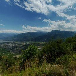 Ebike Tour into the wild Derborance Valley 14