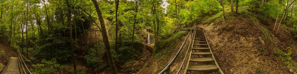 Erlenbach Gorge 1
