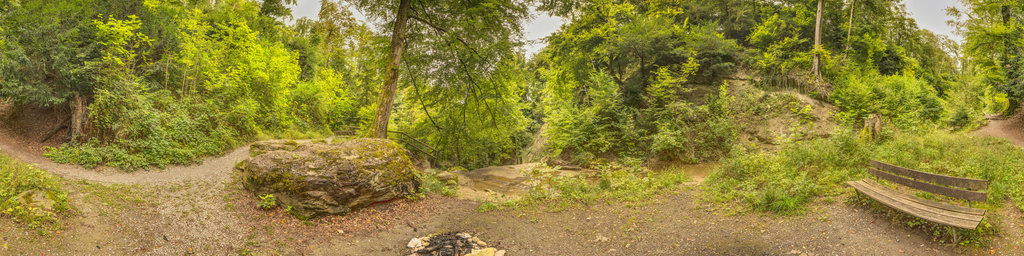 Erlenbach Gorge 2