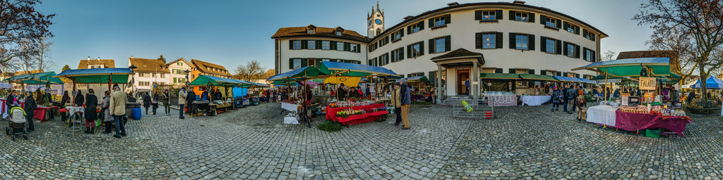 Christmas Market in Küsnacht