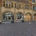 Schaffhausen Haus zum grossen Käfig