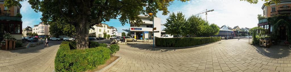 Erlenbach Bahnhof / Station