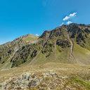 Umbrail Pass at 2'430 Meters