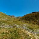 Passo dello Stelvio at 2'380 Meters