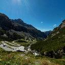 Passo dello Stelvio at 2'080 Meters