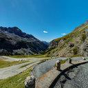 Passo dello Stelvio at 2'200 Meters