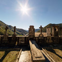 Church San Remigio in Loco in the Onsernone Valley