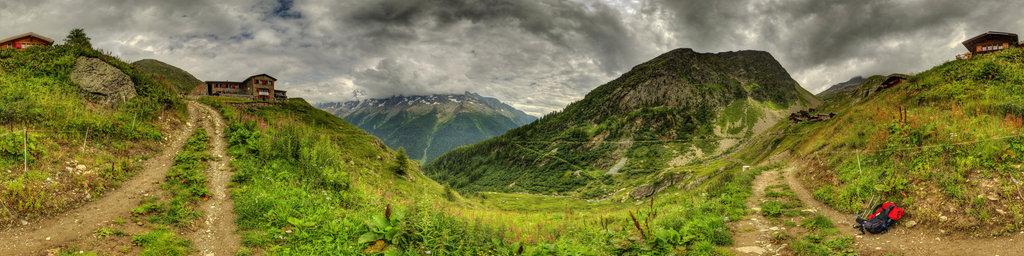 Loetschenpass in Switzerland 9
