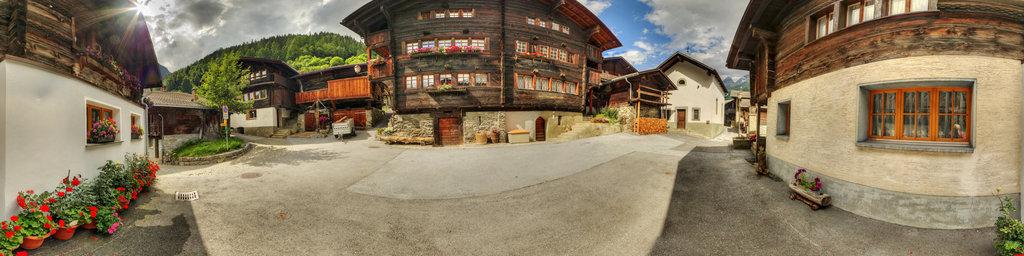 Loetschenpass in Switzerland 10