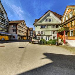 Sternenplatz in Appenzell