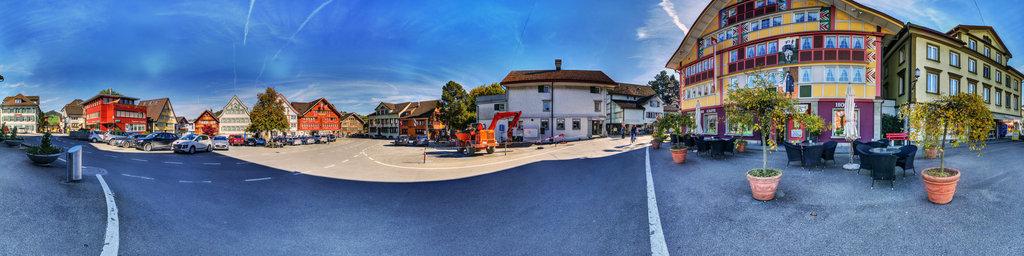 Landsgemeindeplatz Appenzell