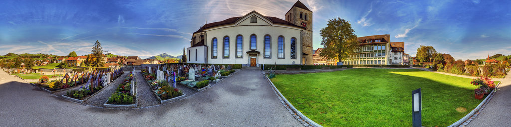 Cemetery of Appenzell